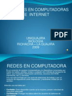 Redes en Computadoras