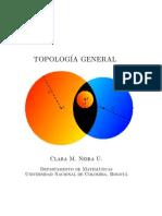 Topologia General Clara Neira 1 UN