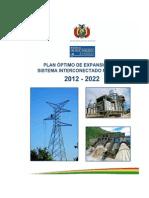 Plan de Expansión del SIN 2012-2022