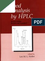 Food analysis by HPLC.pdf