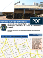 Campinas - Centro de Convivência Cultural