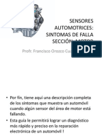 Sensores Automotrices_sintomas de Fallas_final
