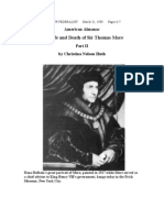 Life and Death of Sir Thomas More 2