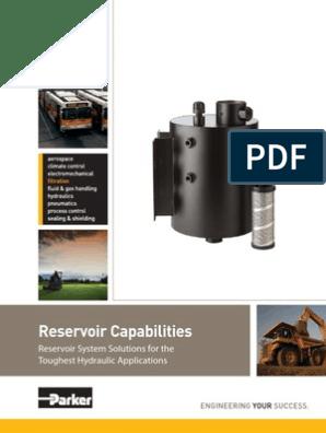 Parker Air Breather Filter | Filtration | Reservoir