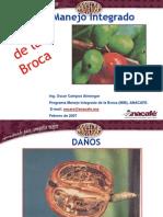 Manejo Integrado de La Broca (MIB) Seminario Febrero 2007-APCM