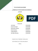 Tugas 1 Eksbij Metode Pemboran Untuk Eksplorasi Mineral Logam