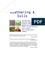 1. Report - Weathering and Soils