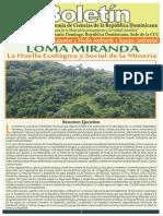Loma Miranda La Huella Ecologica y Social de La Mineria