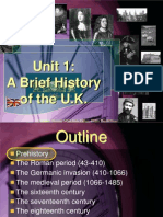 1. History of the UK