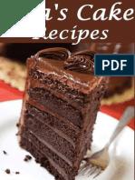 Lisa's Cake Recipes