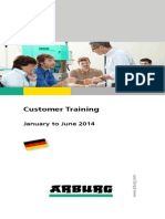 ARBURG Customer Training Germany