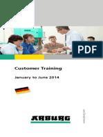 ARBURG Customer Training Germany