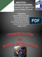 Cementacion b.