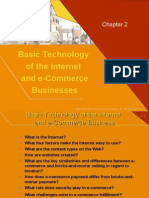 Basic Technology of the Internet and E-Commerce Businesses