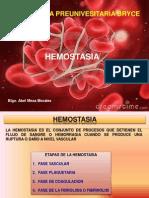 HEMOSTASIA SEMINARIO