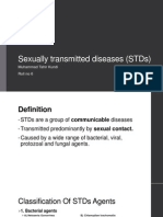 Sexually Transmitted Diseases (STDs) Tahir Kundki 6