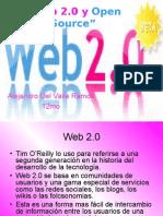 Web 2.0 y Open Source