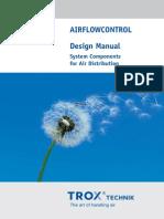 TROX Air Flow Control Design Manual