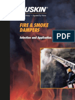 RUSKIN Fire and Smoke Damper Application Guide