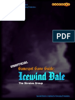 Icewind Dale (GameSpot Guide, Walkthrough)