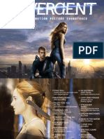 Digital Booklet - Divergent (Origina Soundtrack)