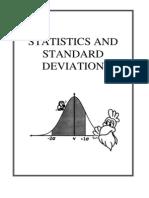 Statistics and Standard Deviation