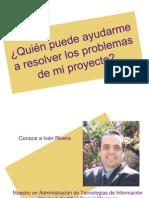 Conoce a Ivan Rivera PMP-2