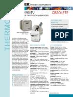 WDG Insitu 210 Obsolete