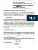 Methods for Determining the Properties of Composite Materials++++
