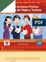 Manual de Buenas Practicas Para Agencias de Viajes y Turismo