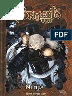Tormenta RPG - Ninja - Taverna Do Elfo e Do Arcanios