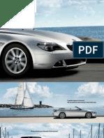 6series Coupe Convertible Catalogue