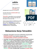 tetrasiklin, cloramfenikol, thiamfenikol