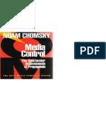 Chomsky, Noam - Media Control T - Media Control the Spectacular A