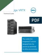 Dell Poweredge Vrtx Technical Guide