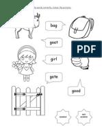 Phoneme /g/