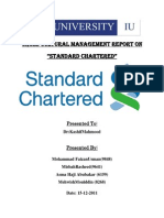 Cccm Final Report