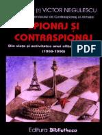 Fileshare_Victor Negulescu - Spionaj Si Contraspionaj [ Book.dirlink.ro ]