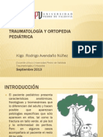 Traumatologia y Ortopedia Pediatrica