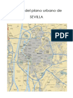 analisis del plano urbano de sevilla