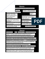 lesson 1- genre handout