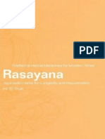 Rasayana Ayurvedic Herbs for Longevity and Rejuvenation
