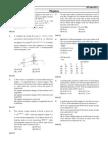 JEE Main 2014 Physics Answer Keys by Triumph Academy