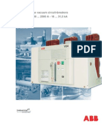 ABB VD4 Catalogue Eng