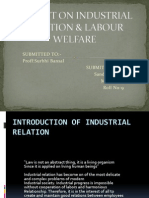 Copy of Introduction of Industrial Relation