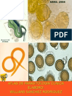 Atlas de La Parasitologia