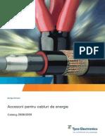 Accesorii Cabluri de Energie