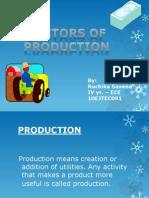 Factors of Production-presentation