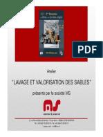 9-Presentation MS Lavage de Sable