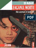 Ed McBain - Leganul Mortii